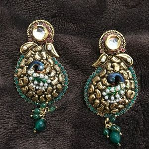 Earings custom made beautiful